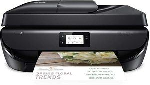 #4. HP OfficeJet 5255 All-in-One Wireless Printer