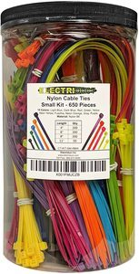 #5 Electriduct Nylon Cable Tie Kit
