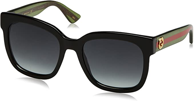 #5 Gucci GG0034S - 002 Sunglasses Black