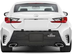 #5. BLACK EDITION Bully Bumper Protector for Rear Bumper