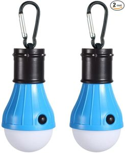 5. Doukey LED Camping Light [2 Pack or 4 Pack]