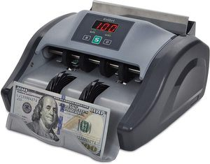#5. Kolibri Money Cash Machine Counter with UV Detection
