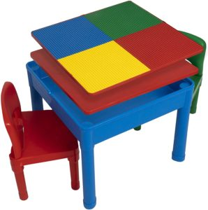 #5. Play Platoon Kids Activity Chair and Table
