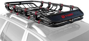6 Tyger Auto TG-RK1B906B X-Large Roof Rack Baskets