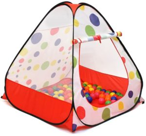6. Kiddey Ball Pit Play Tent