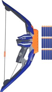 #6. Nerf N-Strike StratoBow Archery Set
