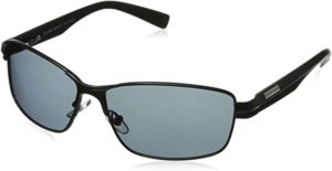 #7 Foster Grant Men's Transport Polarized 10229235.COM Polarized Rectangular Sunglasses