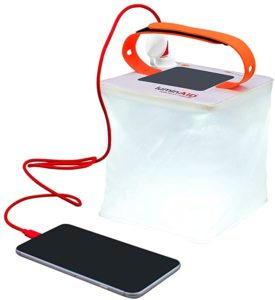 7. LuminAID PackLite 2-in-1 Phone Charger Lanterns