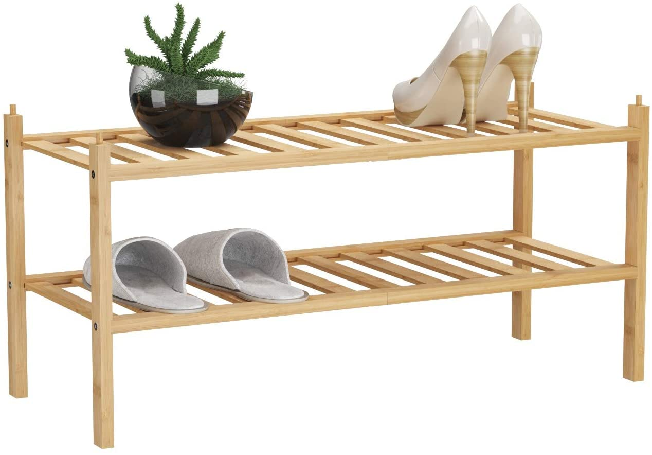 Top 10 Best Wooden Shoes Racks in 2021 Reviews