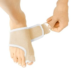 #8 Vive Bunion Brace (Pair) - Big Toe Corrector Straightener with Splint Joint Pain Relief