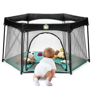 #8. Portable Playard Pen for babies and Infants