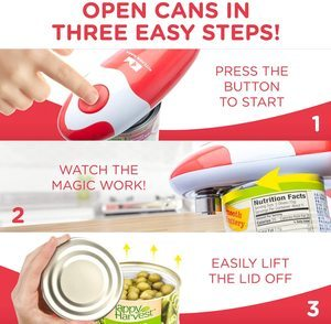 #9 Kitchen Mama Electric Can Opener