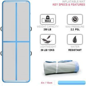 #9 Lamlingo Inflatable Mat
