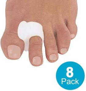 #9 Toe Separators for Bunions - Toe Spacers