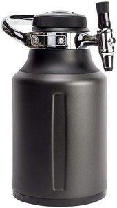 #9. GrowlerWerks uKeg 64oz Go Carbonated Growler for Beer