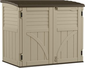 #10. Suncast BMS3400 Horizontal Shed 34 cu. ft
