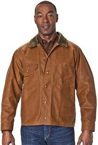 #2 Filson Men's Tin Jacket