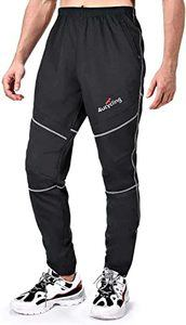 2. 4ucycling Windproof Athletic Pants