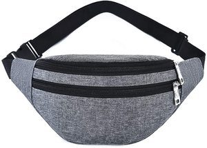 #4 Waist Pack Bag for Men & Women