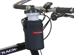 #6. Bushwhacker Shasta Insulated Water Bottle Holder