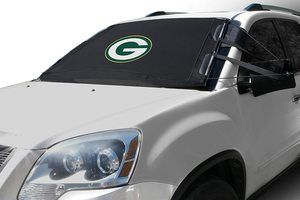 6. NFL Frost Guard Windshield Cover, Black