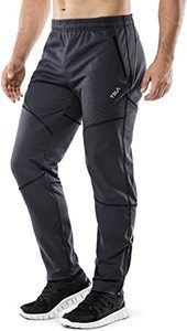 6. TSLA Men's Windproof Winter Pants