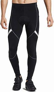 7. Santic Men's 4D Padded Cycling Bike Pants