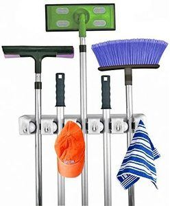 #1 Home- It Mop and Broom Holder