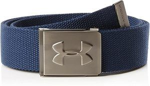 #4 Under Armour Men's Webbed Belt