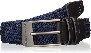 #5 Under Armour Men's Braided Belt 2.0