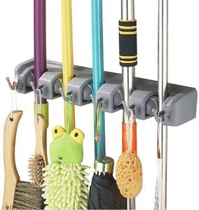 Top 10 Best Broom Holders in 2021 Reviews