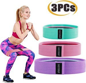 #9 EASTERUP Resistance Booty Bands-Non Slip Fabric