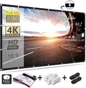 #1 Mdbebbron 120 inch Projection Screen