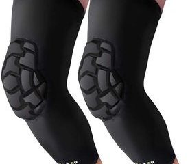 Top 10 Best Basketball Knee Pads in 2021 Reviews