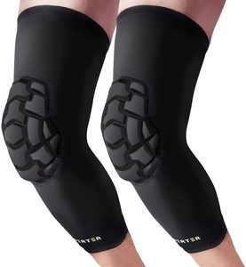 Top 10 Best Basketball Knee Pads in 2020 Reviews