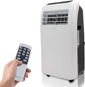 #3 SereneLife 8,000 BTU Portable 3-in-1 Air Conditioner