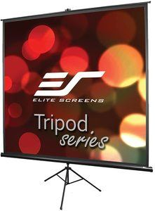 #4 Elite Screens Tripod Series, 100-INCH