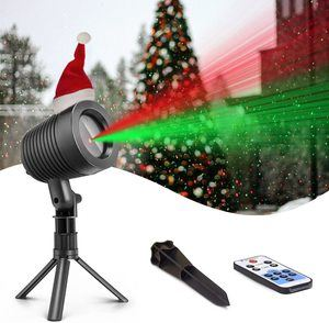 #5 Christmas Laser Lights Landscape Projector Lights