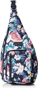 5. Vera Bradley Women's Recycled Lighten