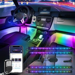 #6 Govee Dreamcolor Car Interior Lights