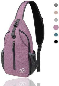 7. Waterfly Crossbody Sling Backpack Sling Bag
