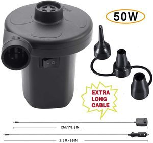 1. BUYMAX Electric Air Pump for Inflatables