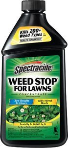 1. Spectracide Weed Stop For Lawns Concentrate, 32-Ounce
