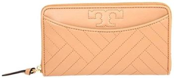 1. Tory Burch Alexa Ladies Large Leather Wallet 43054256