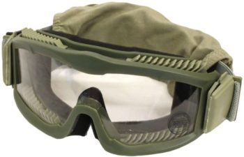 10. Lancer Tactical Airsoft Safety Goggles