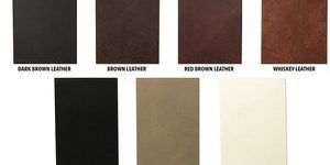 10. Match 'N Patch Realistic Dark Brown Leather Repair Tape
