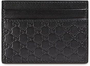 #10. Men's Leather Microguccissima wallet 262837