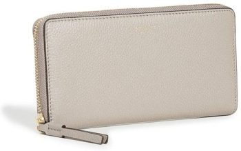10. Tory Burch Women's Perry Zip Continental Wallet