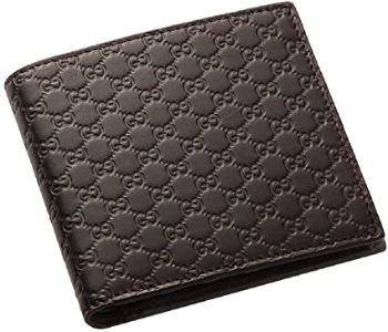 #2. Black Petunia Leather wallet