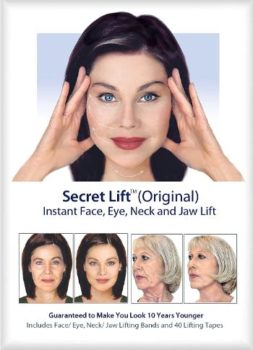 #2. Instant Face, Neck, and Eye Lift